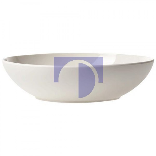 Тарелка 26 см 2 л белая Uni It's my match Villeroy & Boch