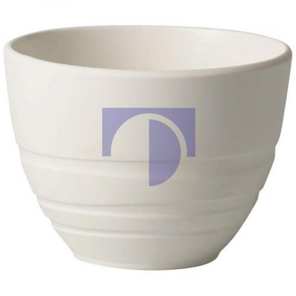 Чашка без ручки 0,45 л белая Leaf It's my match Villeroy & Boch