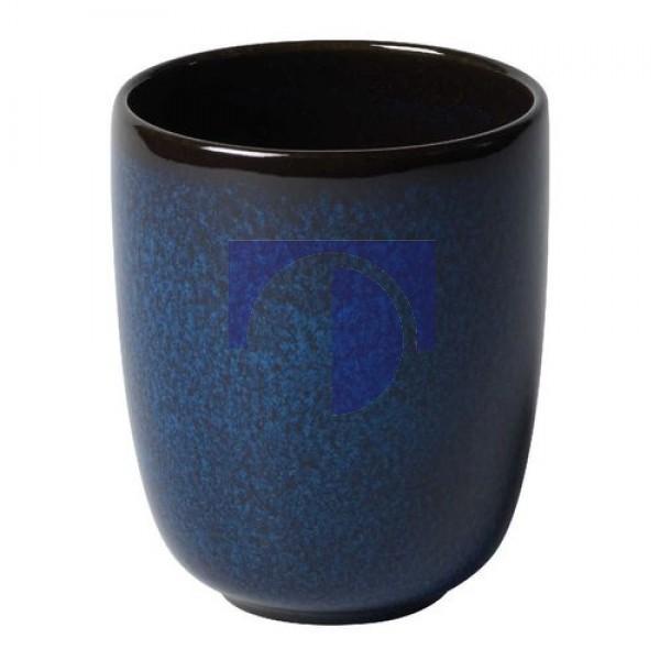 Чашка без ручки 0,4 л синяя Lave Bleu Villeroy & Boch