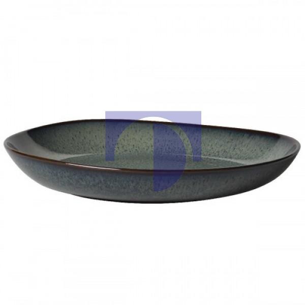 Салатник 28 см серый Lave Gris Villeroy & Boch