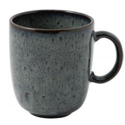 Чашка с ручкой 0,4 л серая Lave Gris Villeroy & Boch