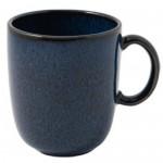 Чашка с ручкой 0,4 л синяя Lave Bleu Villeroy & Boch