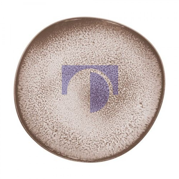 Тарелка для завтрака 23 см бежевая Lave Beige Villeroy & Boch