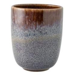 Чашка без ручки 0,4 л бежевая Lave Beige Villeroy & Boch