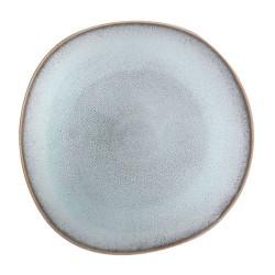 Тарілка столова 28 см бірюзова Lave Glace Villeroy & Boch