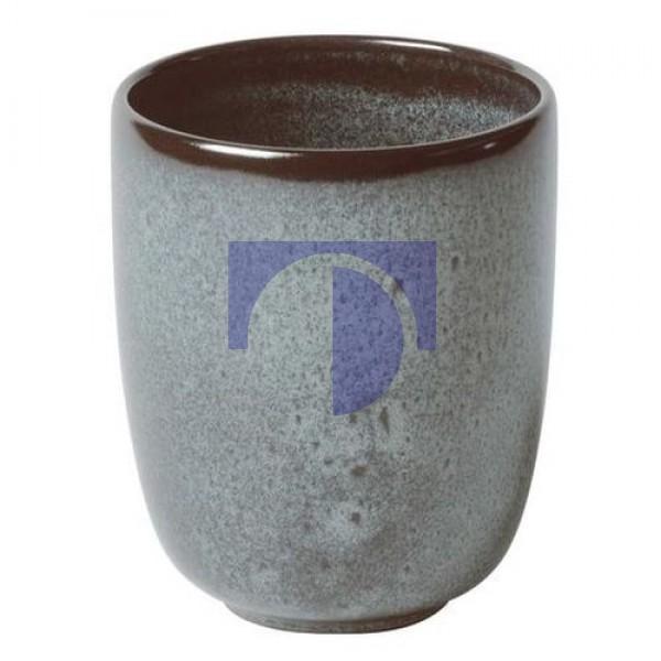 Чашка без ручки 0,4 л бирюзовая Lave Glace Villeroy & Boch