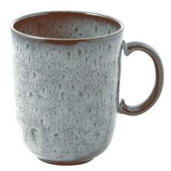 Чашка з ручкою 0,4 л бірюзова Lave Glace Villeroy & Boch