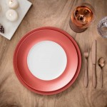 Тарелка столовая 29 см Manufacture Glow Villeroy & Boch