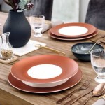 Тарелка 32 см Manufacture Glow Villeroy & Boch