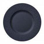 Тарілка для сніданку 22 см Manufacture Rock Villeroy & Boch