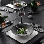 Тарелка суповая 29 см Manufacture Rock Villeroy & Boch