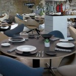 Тарелка Coupe 25 см Manufacture Rock Villeroy & Boch