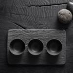Емкость для соуса  Manufacture Rock Villeroy & Boch