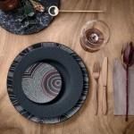 Тарелка пирожковая 16 см Manufacture Rock Dessert  Villeroy & Boch
