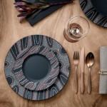 Тарелка для завтрака 22 см Manufacture Rock Dessert Villeroy & Boch