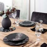 Тарелка столовая 27 см Manufacture Rock Dessert Villeroy & Boch