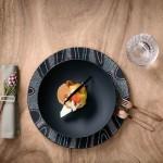 Тарелка для пиццы 32 см Manufacture Rock Dessert Villeroy & Boch
