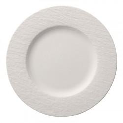 Тарелка столовая 27 см Manufacture Rock blanc Villeroy & Boch