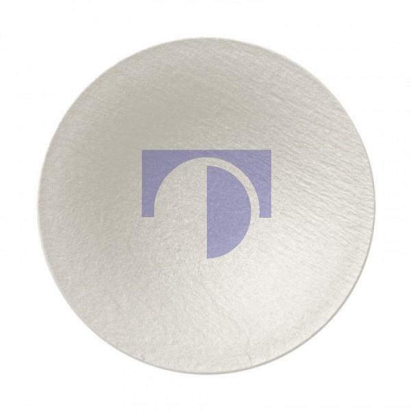 Тарелка суповая 29 см Manufacture Rock blanc Villeroy & Boch