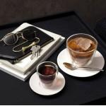 Блюдце к чашке для кофе с молоком 17 см Manufacture Rock blanc Villeroy & Boch
