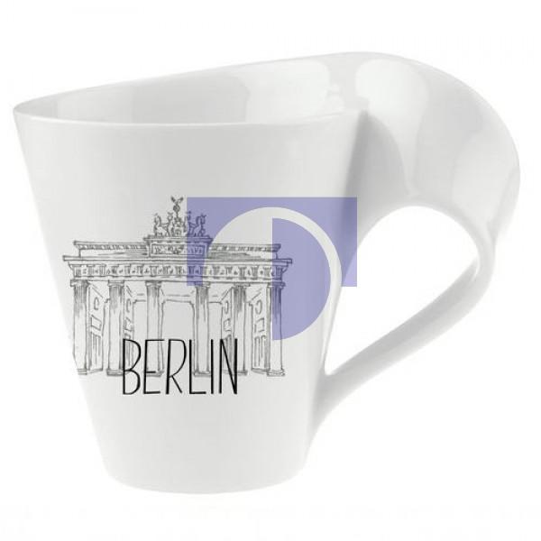 Берлин Кружка с ручкой в подарочной упаковке Modern Cities Villeroy & Boch