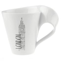 Лондон Кружка с ручкой в подарочной упаковке Modern Cities Villeroy & Boch