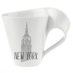 Нью-Йорк Кружка с ручкой в подарочной упаковке Modern Cities Villeroy & Boch