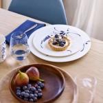 Тарелка для завтрака белая 22 см Old Luxemburg Brindille Villeroy & Boch