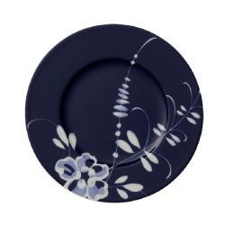 Тарелка пирожковая синяя 16 см Old Luxemburg Brindille Villeroy & Boch