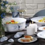 Тарелка десертная глубокая круглая 24 см Old Luxemburg Villeroy & Boch