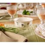 Десертная тарелка высокая 13 см Petite Fleur Villeroy & Boch