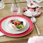 Чашка для завтрака 0,27 л Rose Sauvage framboise Villeroy & Boch