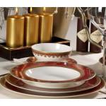 Тарелка суповая 24 см Samarkand Rubin Villeroy & Boch