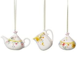 Подвески декоративные набор из 3 предметов Spring Awakening Villeroy & Boch
