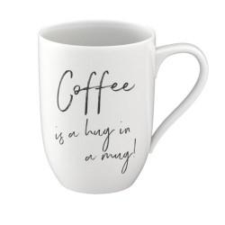 Кружка 0,34 л Coffee is a hug in a mug! - Statement Villeroy & Boch