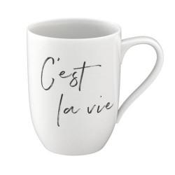 Кружка 0,34 л C'est la vie - Statement Villeroy & Boch