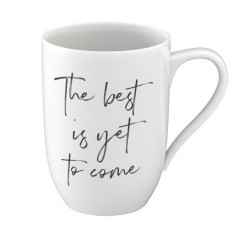 Кружка 0,34 л The best is yet to come - Statement Villeroy & Boch