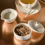 Сахарница 0,13 л и молочник 0,11 л Tea Passion Villeroy & Boch