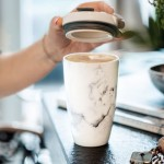 Кружка 350 мл мрамор Coffee To Go like. by Villeroy & Boch