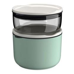 Ланч бокс, набор из 2шт: серый и светло-зеленый  To Go & To Stay Villeroy & Boch