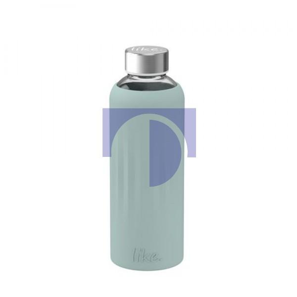 Бутылка 0,5 л стеклянная с силиконовым рукавом  To Go & To Stay Villeroy & Boch