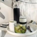 Бутылка 1 л стеклянная с силиконовым рукавом To Go & To Stay Villeroy & Boch