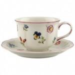 Блюдце для чайной и кофейной чашки 15 см Petite Fleur Villeroy & Boch