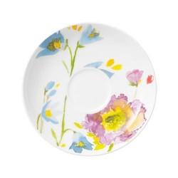 Блюдце для чашки для эспрессо 12 см Anmut Flowers Villeroy & Boch
