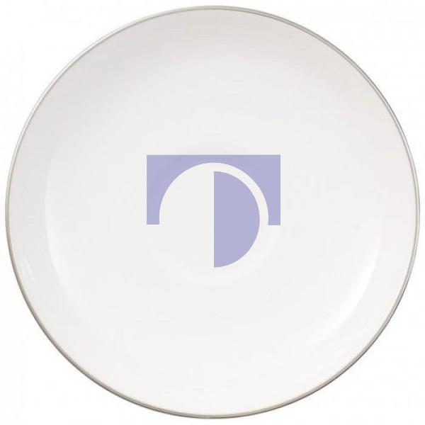 Блюдце для чашки для эспрессо 12 см Anmut Platinum №1 Villeroy & Boch