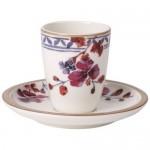 Блюдце для чашки для эспрессо 12 см Artesano Provencal Lavendel Villeroy & Boch