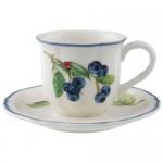 Блюдце для чашки для эспрессо 12 см Cottage Villeroy & Boch