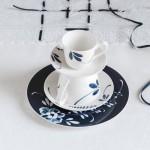 Блюдце для чашки для эспрессо 12 см Old Luxemburg Brindille Villeroy & Boch
