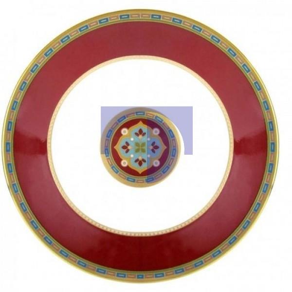 Блюдце для чашки для эспрессо 12 см Samarkand Rubin Villeroy & Boch