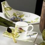 Блюдце для чашки для эспрессо 14x11 см Amazonia Villeroy & Boch